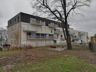 APPARTEMENT T3 A VENDRE - HAUBOURDIN - 66,85 m2 - 210000 €