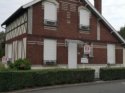 MAISON A VENDRE - HALLENNES LEZ HAUBOURDIN - 105 m2 - 210000 €