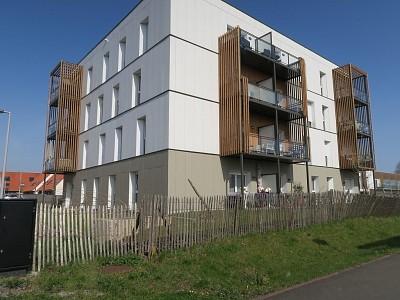 APPARTEMENT T3 A VENDRE - LOMME - 60 m2 - 189500 €