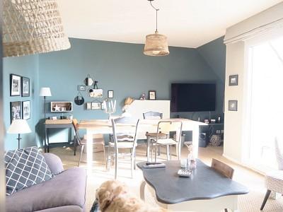 APPARTEMENT T2 A LOUER - HAUBOURDIN - 45,8 m2 - 725 € charges comprises par mois