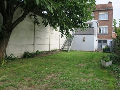 MAISON - HALLENNES LEZ HAUBOURDIN - 100 m2 - VENDU