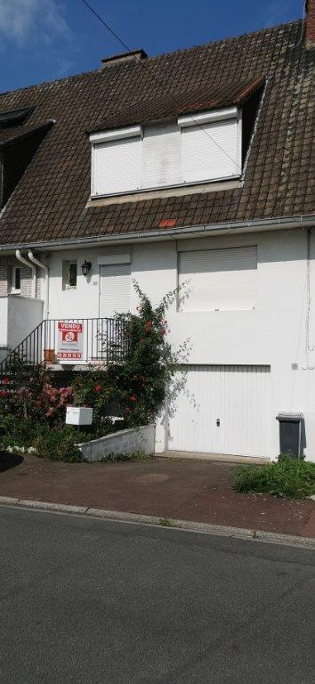 MAISON - HALLENNES LEZ HAUBOURDIN - 85 m2 - VENDU