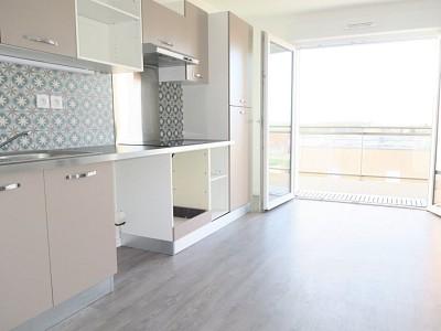 APPARTEMENT T3 A LOUER - HALLENNES LEZ HAUBOURDIN - 59,95 m2 - 770 € charges comprises par mois